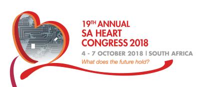 SA Heart 2018 |  4 - 7 October 2018